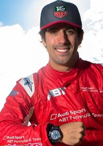 Lucas di Grassi, Audi Abt Team