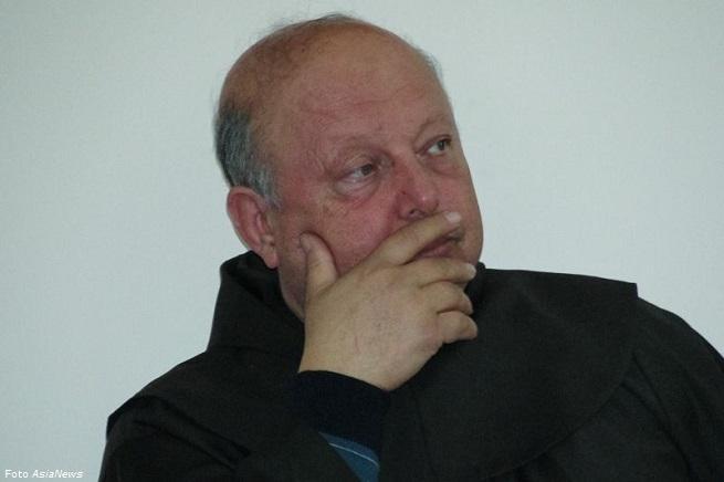 Padre Hanna Jallouf, sequestrato in Siria da jihadisti del Fronte al-Nusra, affiliato ad al-Qaeda e all'Isil