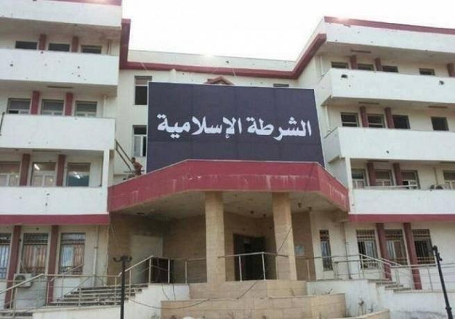 La sede della Corte Islamica di Derna (fonte MaltaToday)