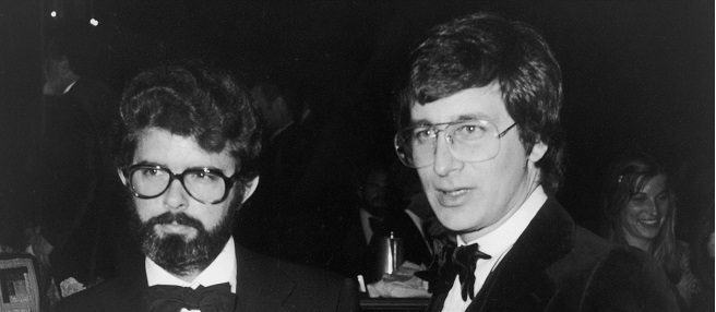 Lucas e Spielberg negli anni Settanta