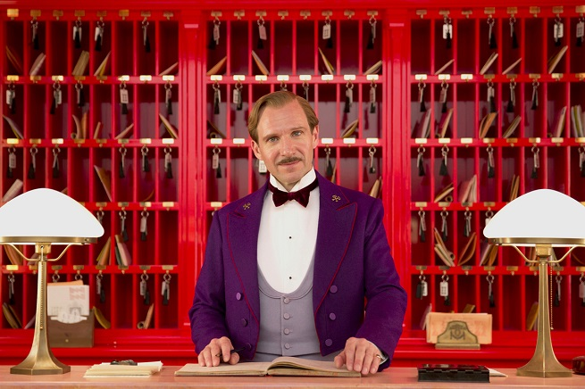 Grand Budapest Hotel, di Wes Anderson