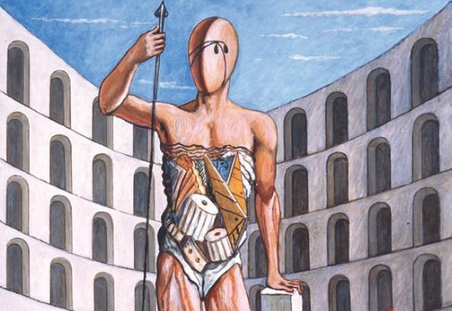A Campobasso in mostra la metafisica dell'ultimo Giorgio de