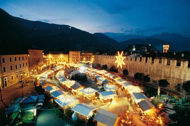 I mercatini di Natale a Trento, plastica dimostrazione di un'amministrazione efficace ed efficiente del territorio,