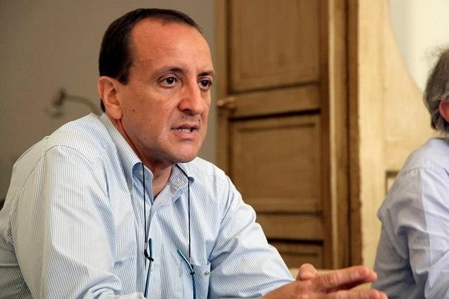 Riccardo Arena, presidente della sezione siciliana dell'Ordine dei giornalisti