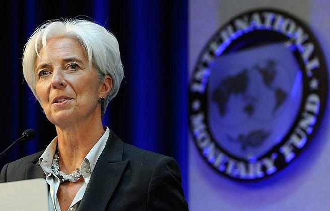 Christine Lagarde, direttore operativo del Fondo Monetario Internazionale dal 5 Luglio 2011