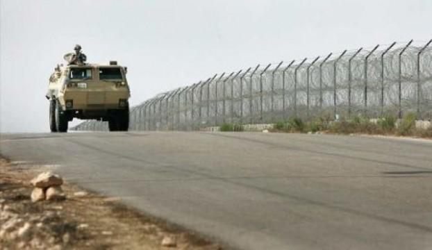 Una pattuglia israeliana di confine (foto di repertorio)