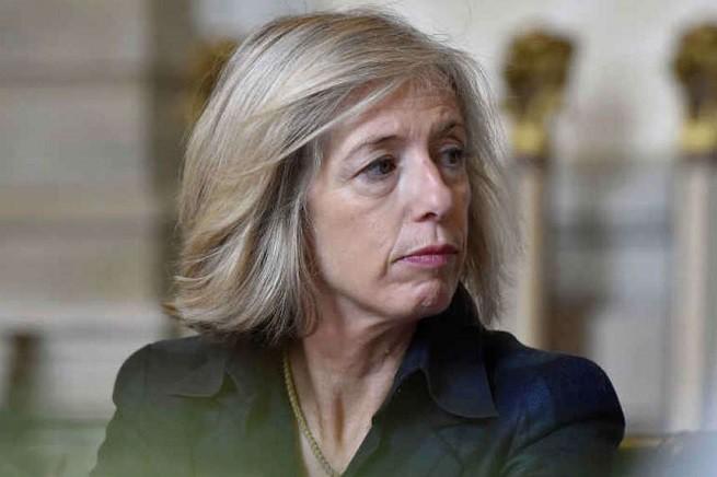 Stefania Giannini, Ministro dell'Istruzione, dell'Università e della Ricerca (Foto Imagoeconomica/AGI)