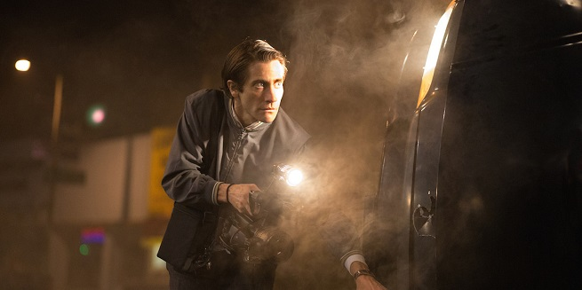 "Jake Gyllenhaal in ""Nightcrawler"""