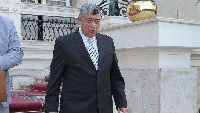 Il ministro dell'Interno egiziano, Mohamed Ibrahim Moustafa