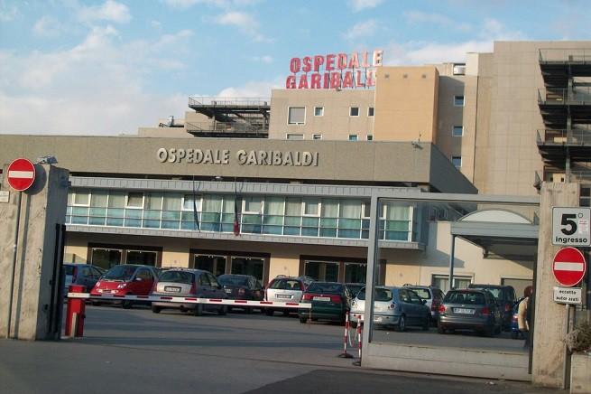 """L'ospedale """"Garibaldi"""" nuovo di Catania, dove è insediata una delle Unità di trattamento intensivo neonatale (Utin) del capoluogo etneo (foto Panoramio)"""