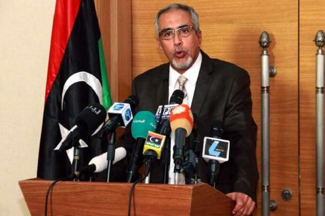 Omar al-Hasi, premier del cosiddetto Governo di Tripoli, che ha preso il potere in modo illegittimo dopo la controversa sentenza di annullamento delle elezioni di giugno 2014 da parte della Corte Costituzionale della Libia, sotto le pressioni dei movimenti islamisti Ansar al-Sharia e Alba Libica