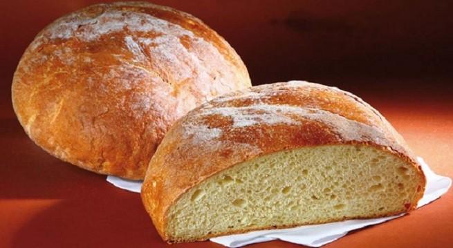 La Pagnotta del Dittaino D.O.P. - prodotta nell'Ennese - è uno dei cinque tipi di pane italiano protetti dall'Unione Europea