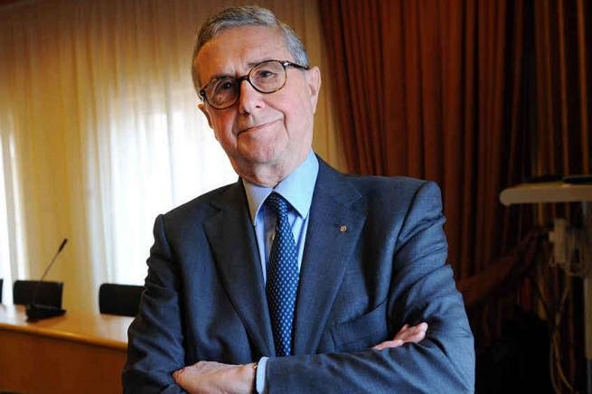 Roberto Helg, presidente della CCIAA e della Confcommercio ci Palermo (foto AGI)