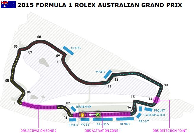 20150313-2015 FORMULA 1 ROLEX AUSTRALIAN GRAND PRIX