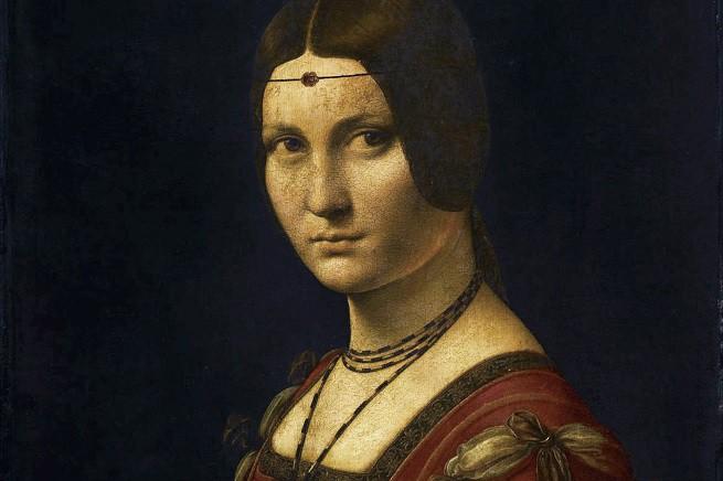 20150413-Leonardo da Vinci_La Belle Ferroniere-655x436