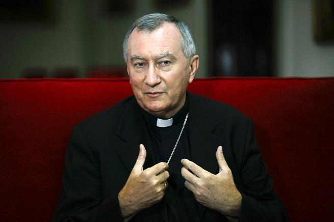 Pietro Parolin, segretario di Stato Vaticano (foto Infovaticana.com)