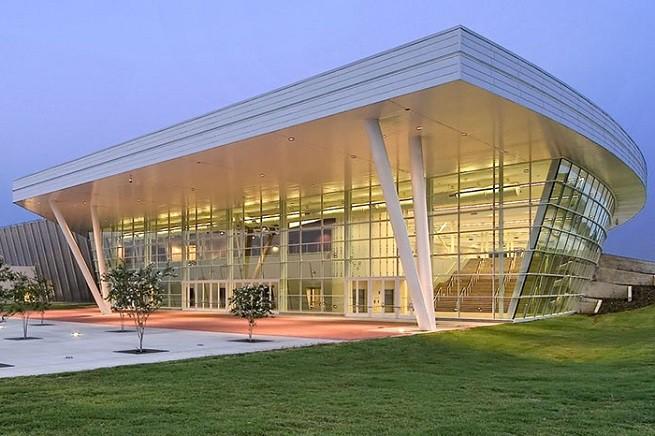 Curtis Culwell Center di Garland, dove si è verificato l'ennesimo attacco islamista alla libertà di espressione