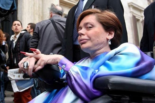 Ileana Argentin, deputata del PD, prima firmataria del disegno di legge