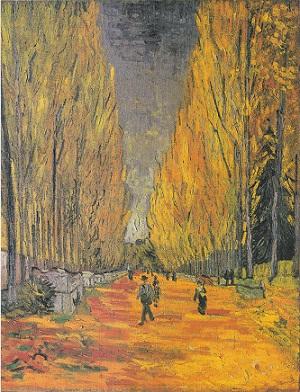 20150507-Van_Gogh_-_Les_Alyscamps_Allee_in_Arles-300x392