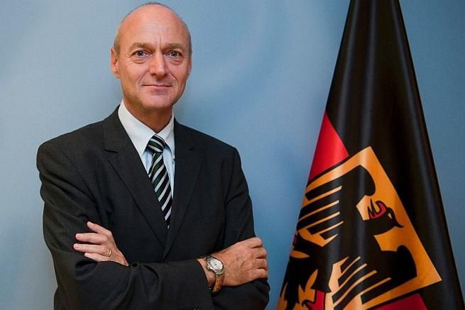 Gerhard Schindler, presidente del Bundesnachrichtendienstes (BND)