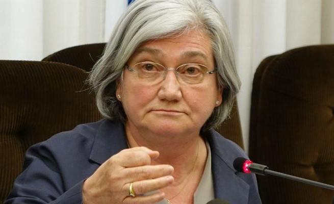Rosy Bindi (PD), presidente della Commissione Antimafia (foto Adnkronos)