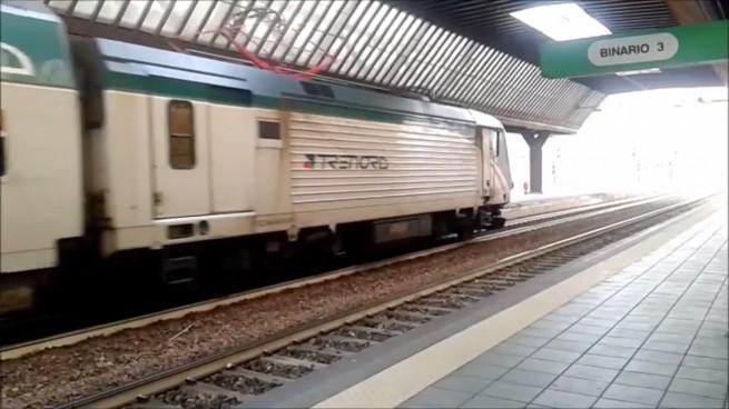 Stazione di Villapizzone, Ferrovie Nord, Milano (immagine da video su Youtube)