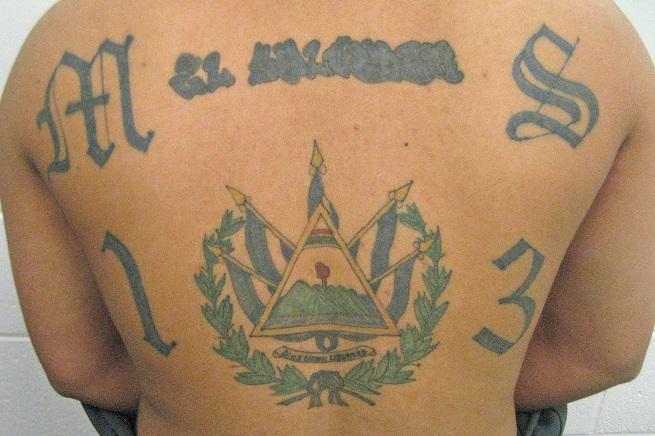 Tatuaggi dei 'meresos' (foto da Wikipedia)