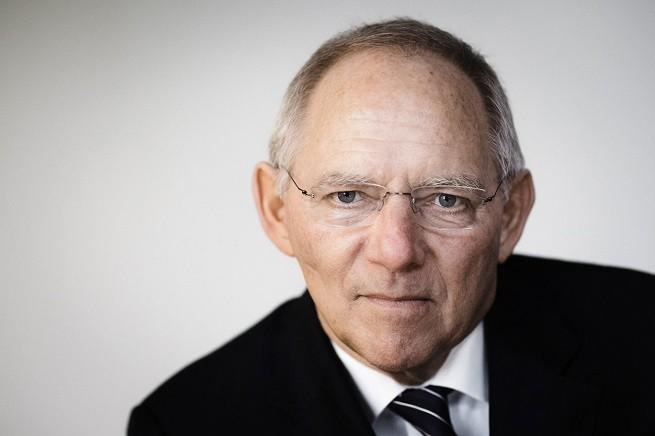 Dr. Wolfgang Schäuble, ministro delle Finanze della Germania (foto Bundesminister der Finanzen Deutschland)