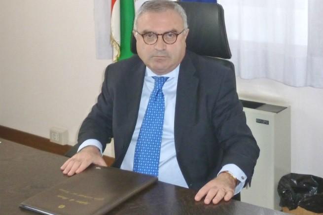 Claudio Palomba, prefetto di Lecce e presidente del Sinpref