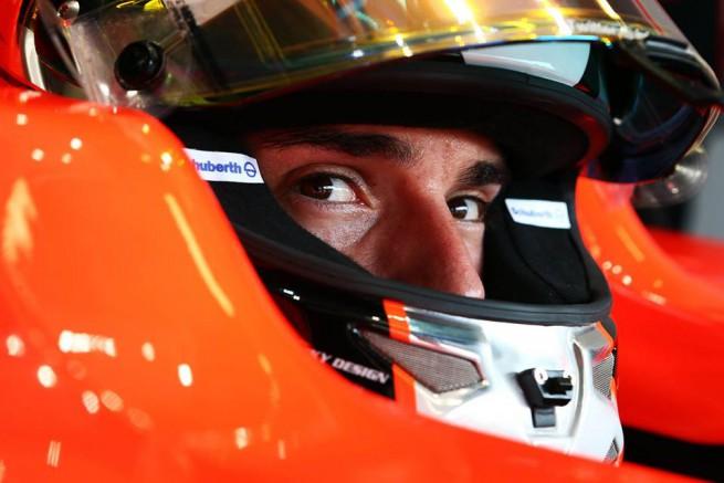 Jules Bianchi  (Nizza, 3 agosto 1989 – Nizza, 17 luglio 2015) - Foto Manor-Marussia F1