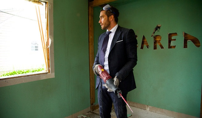 "Jake Gyllenhaal in ""Demolition"", di Jean-Marc Vallée"