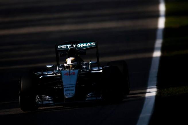 Lewis Hamilton ha dominato le libere del venerdì a Monza (foto FIA)