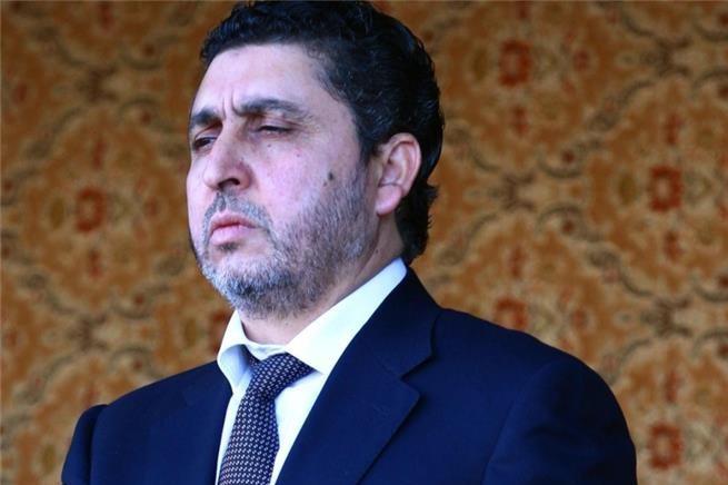 Khalifa al-Ghwell, sedicente primo ministro del cosiddetto 'governo di Tripoli'