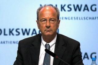 Hans Dieter Poetsch, direttore finanziario del Gruppo VW-Audi. Mercoledì sarà nominato presidente del Consiglio di Sorveglianza del gruppo automobilistico tedesco (foto VW Media)