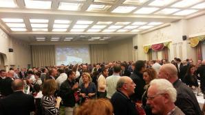 Grande adesione per la degustazione dei migliori vini selezionati dalla Guida di Cernilli presso il Grand Hotel Parco dei Principi a Roma (Foto © masman communications)