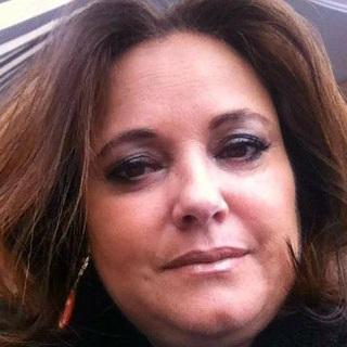 Irene Quaranta (foto dal profilo Facebook dell'artista)