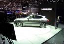Ginevra, ecco la presentazione della Maserati Levante