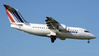 20160502-BAe Avro RJ85