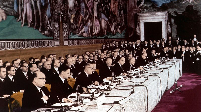 Stati Disuniti d'Europa: a 60 anni dai Trattati di Roma aleggia lo spettro del fallimento