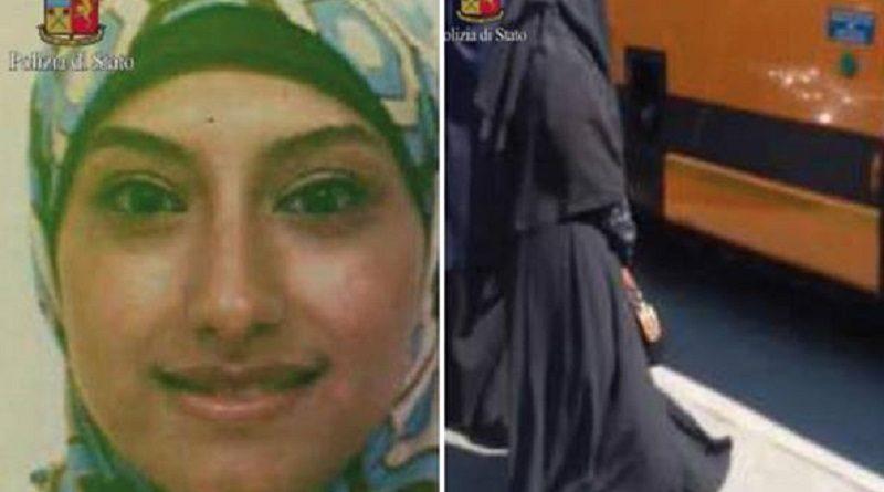 """Giovane egiziana espulsa dall'Italia:""""Aspettava ok Isis per attentato"""""""