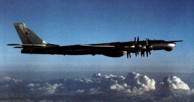 Caccia giapponesi hanno intercettato squadriglia di bombardieri nucleari russi vicino a basi militari