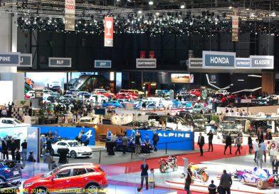 Salone dell'Auto di Ginevra, una festa della libertà