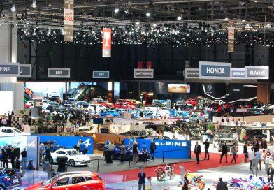 Il Salone dell'Auto di Ginevra ha chiuso i battenti, visitatori in leggero calo