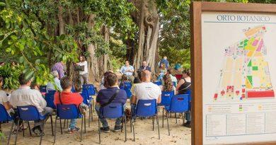 Palermo, all'Orto Botanico 'Una marina di libri', festival dell'editoria indipendente