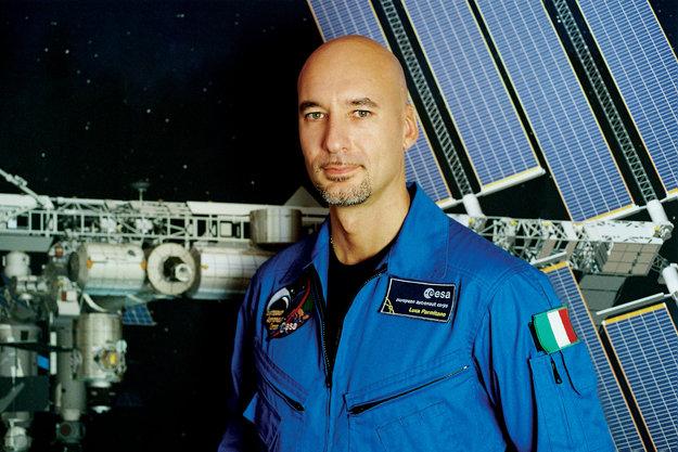 Luca Parmitano