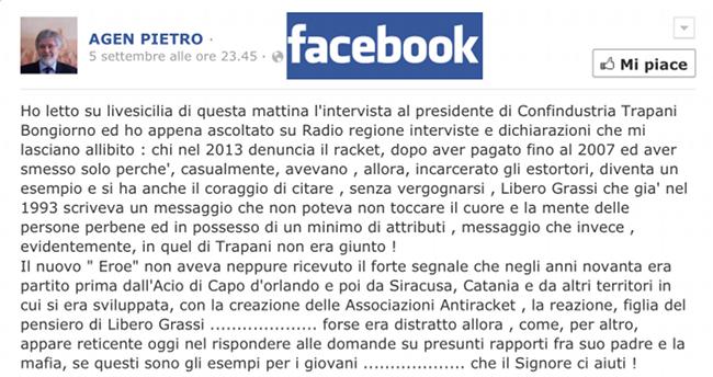 Facebook Agen