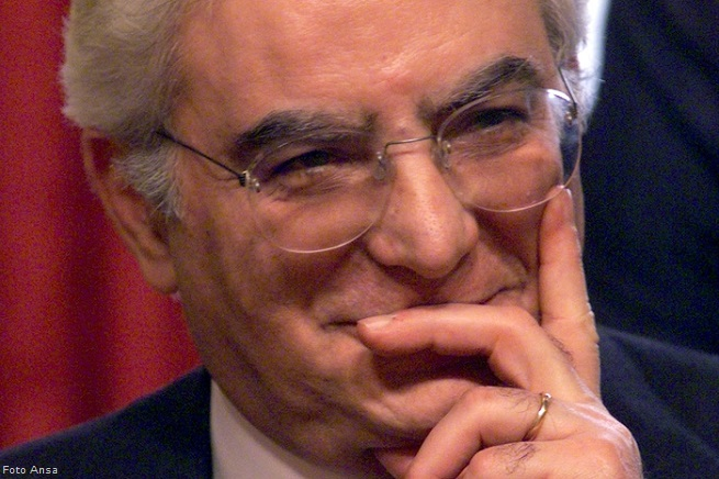 Sergio Mattarella è stato eletto come XII Presidente della Repubblica Italiana (Foto Ansa)