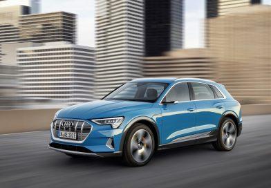 Con Audi e-tron, la motorizzazione elettrica fa un balzo nel segmento premium