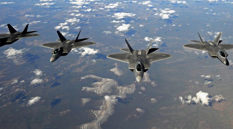 In Florida l'uragano Michael ha danneggiato il 10% degli F22 Raptor dell'USAF: danni per 2 miliardi di dollari