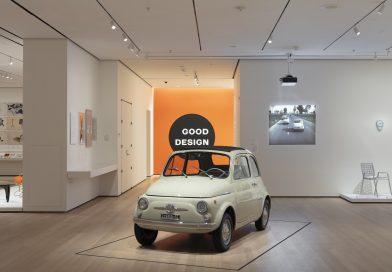 Fiat 500, l'icona dello stile italiano in mostra al MoMA di New York
